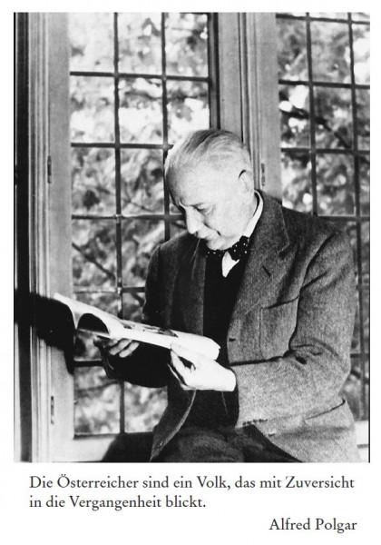Alfred Polgar (1873 Wien - 1955 Zürich)