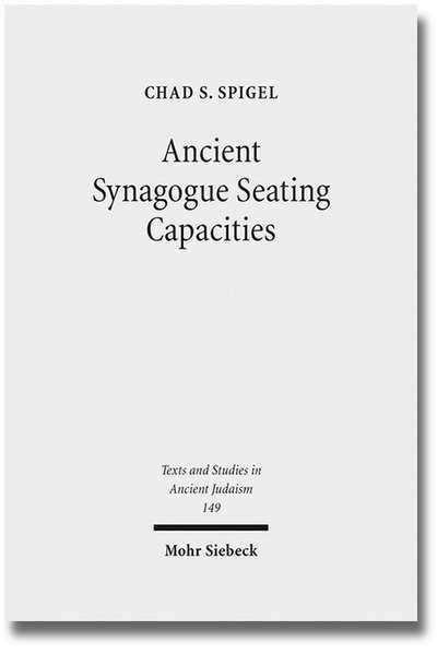 Ancient Synagogue Seating Capacities