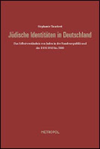 Jüdische Identitäten in Deutschland
