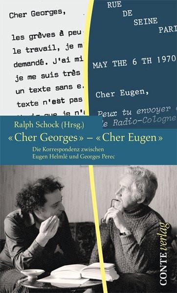 """""""Cher Georges"""" - """"Cher Eugen"""""""