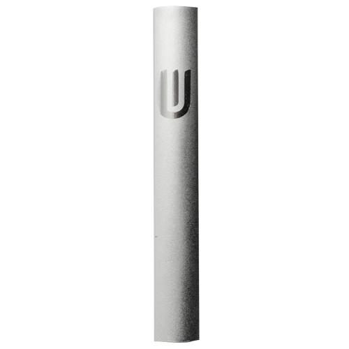 Mesusa mattsilber *Shiny Shin* Aluminium 12,5cm