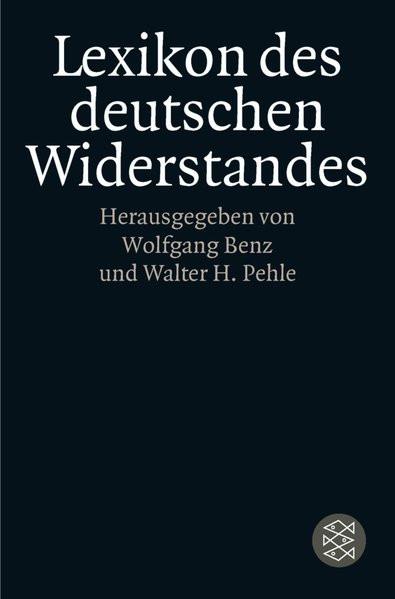 Lexikon des deutschen Widerstandes