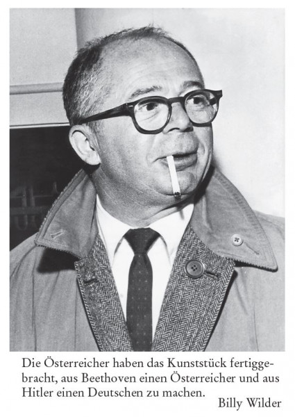 Billy Wilder (1906 Galizien - 2002 Los Angeles)