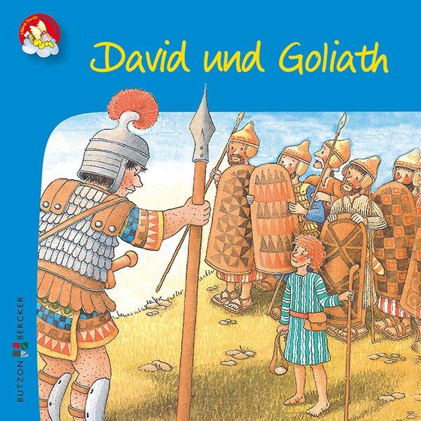 david und goliath  biblische geschichte für kinder