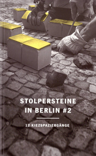 Stolpersteine in Berlin # 2