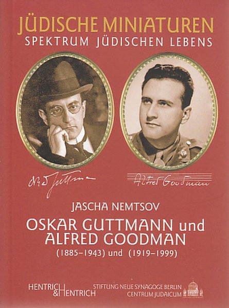 Oskar Guttmann und Alfred Goodman