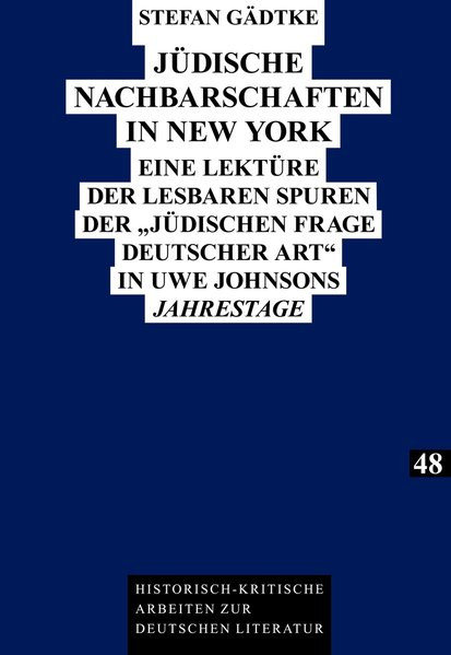 Jüdische Nachbarschaften in New York