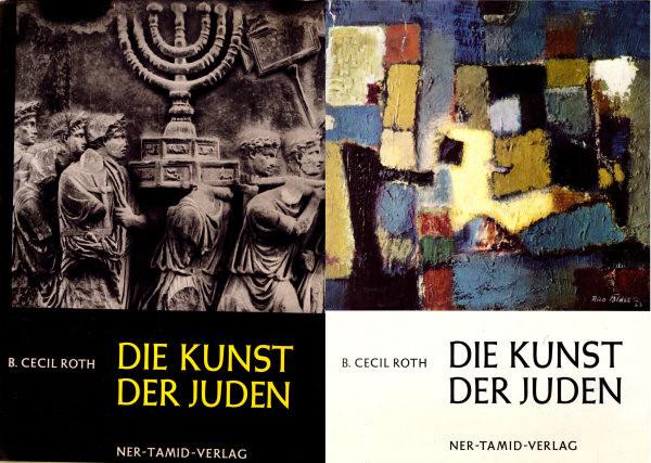 Die Kunst der Juden 2 Bde.