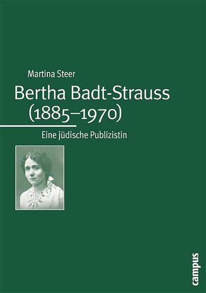 Bertha Badt-Strauss (1885-1970)