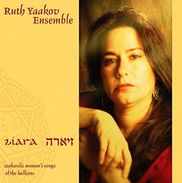 Ziara. Sephardic Women's Wings of the Balkans
