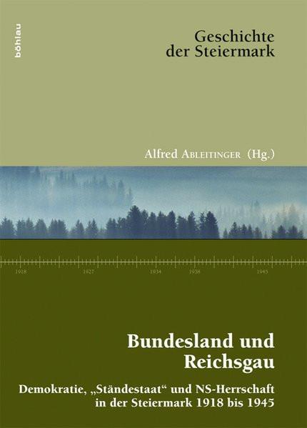 Bundesland und Reichsgau