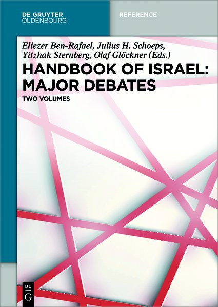 Handbook of Israel - Major Debates