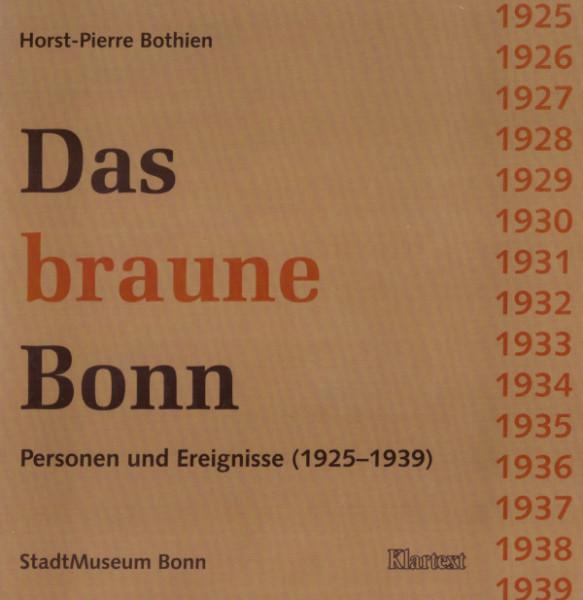 Das braune Bonn