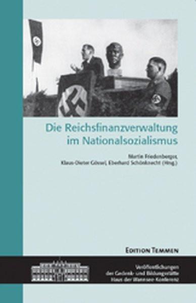 Die Reichsfinanzverwaltung im Nationalsozialismus