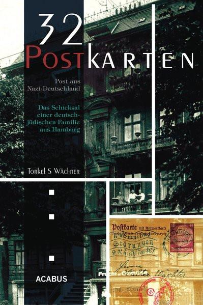32 Postkarten-Briefe aus Nazi-Deutschland