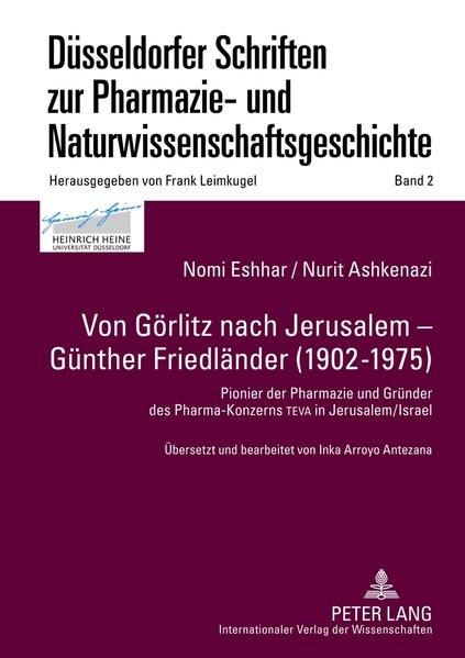 Von Görlitz nach Jerusalem - Günther Friedländer (1902-1975)