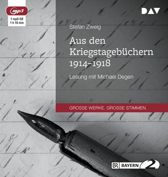 Aus den Kriegstagebüchern 1914-1918