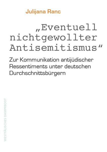 Eventuell nicht gewollter Antisemitismus