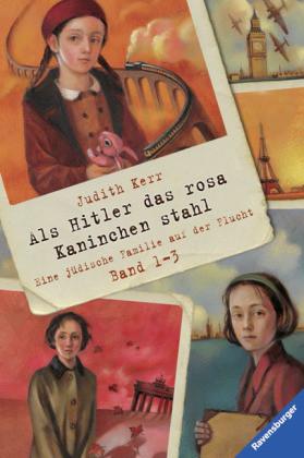 Als Hitler das rosa Kaninchen stahl, Bd. 1- 3