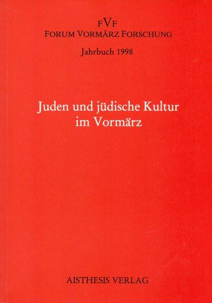 Juden und jüdische Kultur im Vormärz