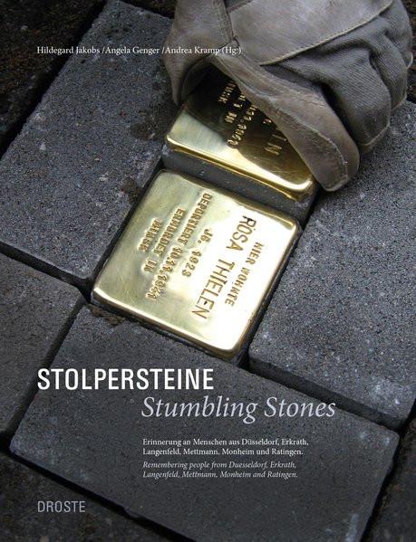 Stolpersteine. Stumbling Stones