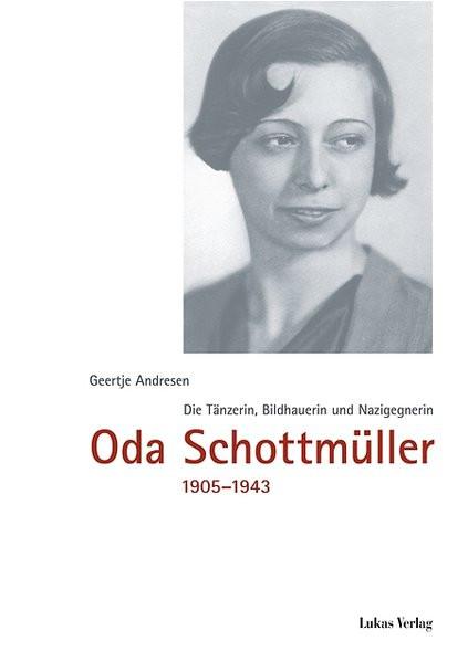 Oda Schottmüller, 1905-1943