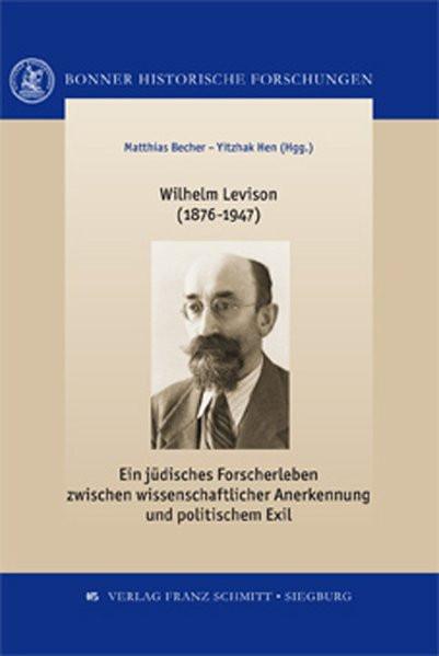 Wilhelm Levison (1876-1942)