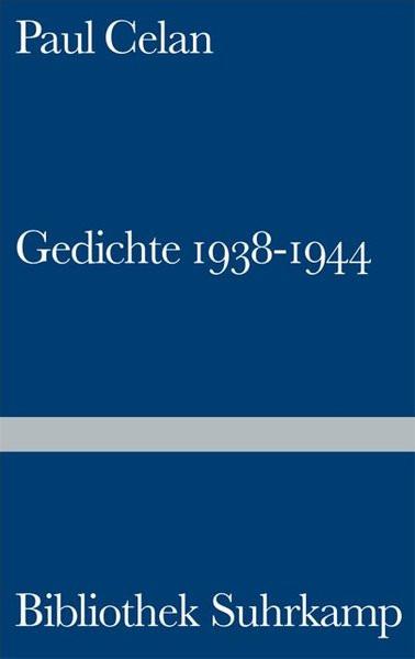 Gedichte 1938-1944