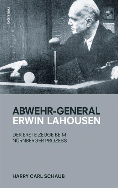 Abwehr-General Erwin Lahousen