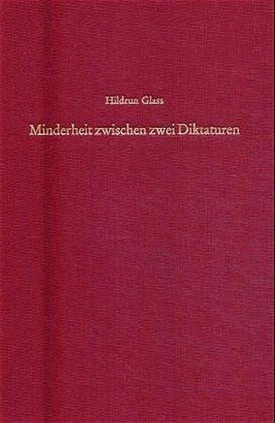Minderheiten zwischen zwei Diktaturen. Zur Geschichte der Juden in Rumänien 1944-1949