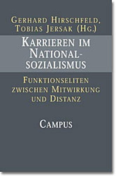 Karrieren im Nationalsozialismus