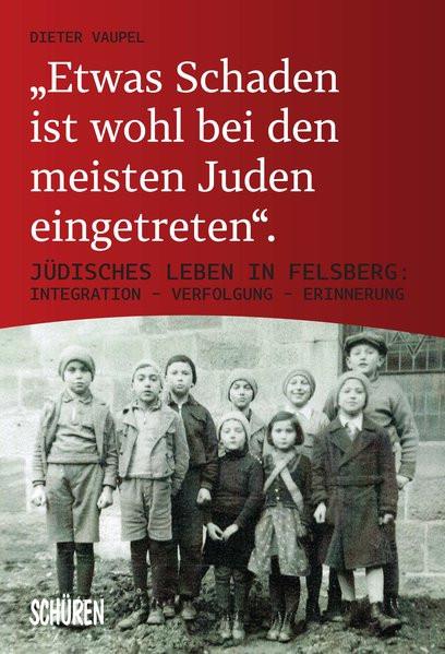 """""""Etwas Schaden ist wohl bei den meisten Juden eingetreten"""""""