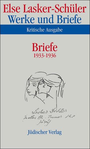 Werke und Briefe: Briefe 1933-1936