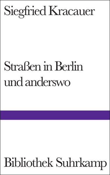 Straßen in Berlin und anderswo