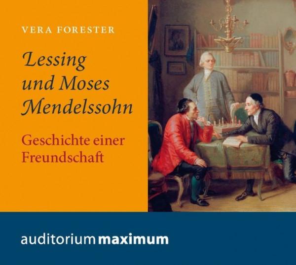 Lessing und Moses Mendelssohn