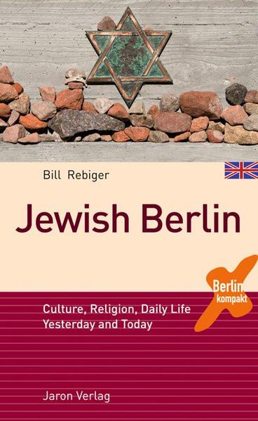 Jewish Berlin. Das jüdische Berlin, englische Ausgabe