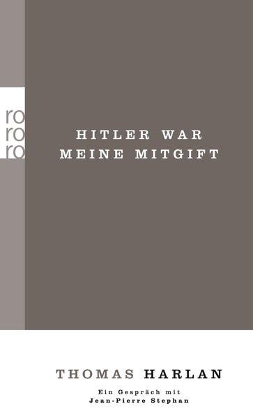 Hitler war meine Mitgift
