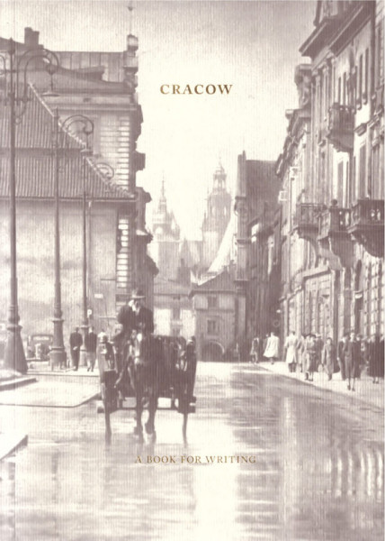 Cracow - A Book for Writing (Notizbuch)