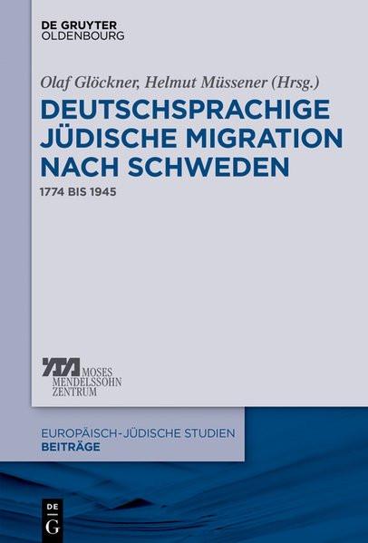 Deutschsprachige jüdische Migration nach Schweden