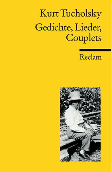 Gedichte, Lieder, Couplets