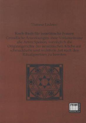 Koch-Buch für israelitische Frauen