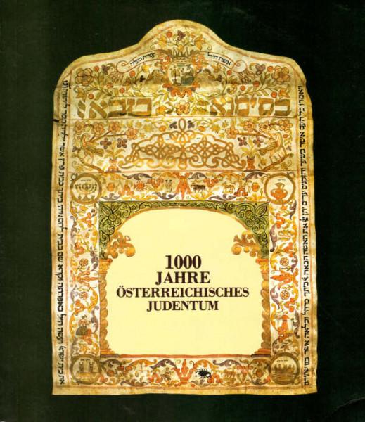1000 Jahre Österreichisches Judentum