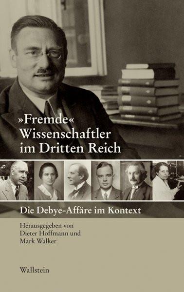 """""""Fremde"""" Wissenschaftler im Dritten Reich"""