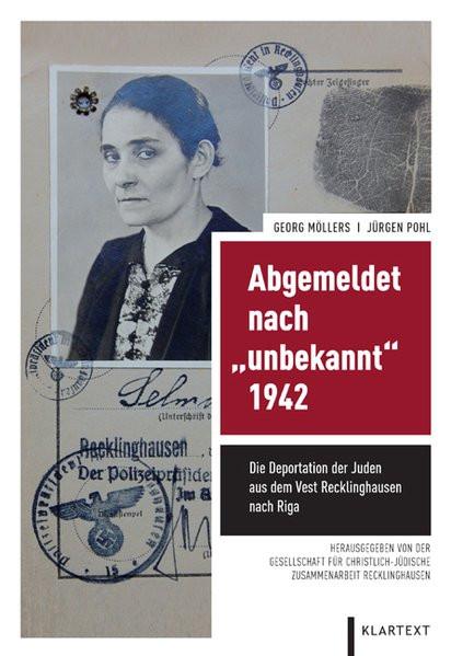 """Abgemeldet nach """"unbekannt"""" 1942"""