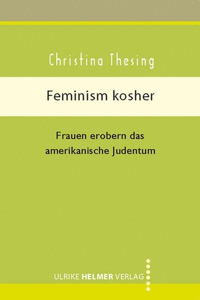 Feminism kosher