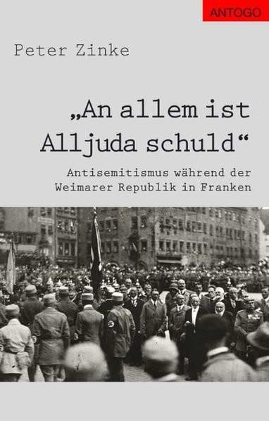 """An allem ist Alljuda schuld"""