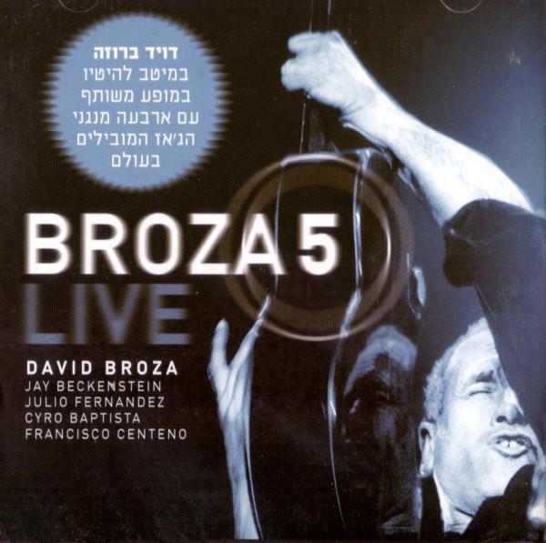 Broza 5. Live