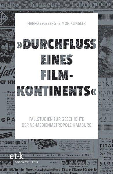 """""""Durchfluss eines Filmkontinents"""""""