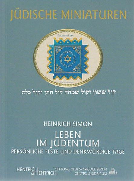 Leben im Judentum