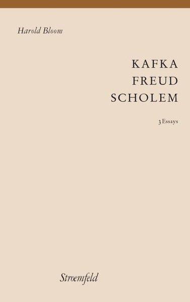 Kafka - Freud - Scholem